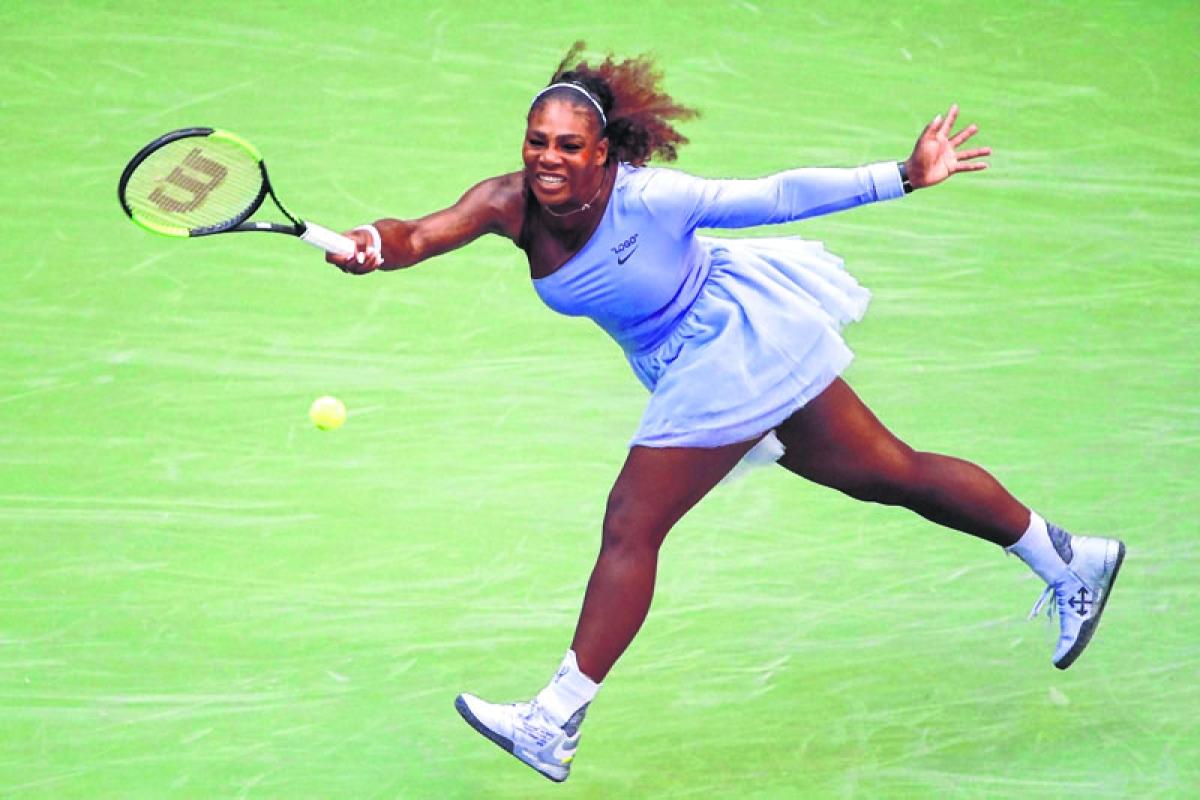 Serena Williams pulls US level at Hopman Cup