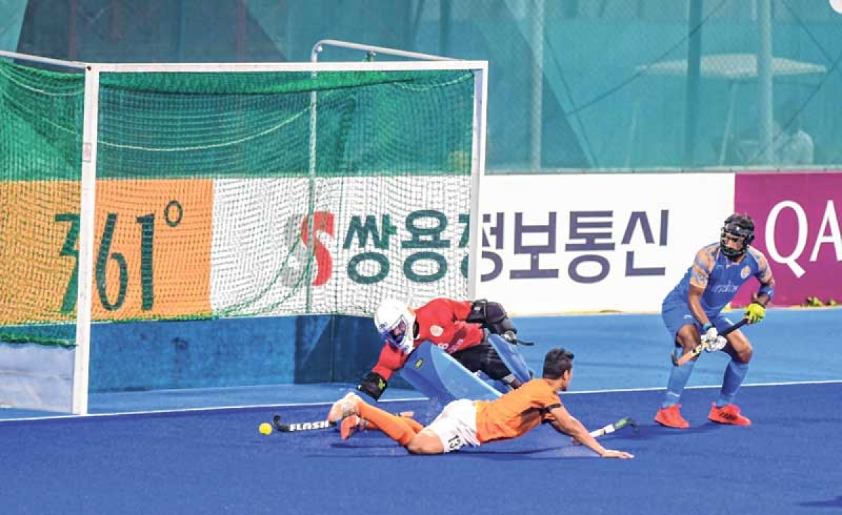 Hockey – Consolation bronze in can't heal our pain: SreejeshPR Sreejesh