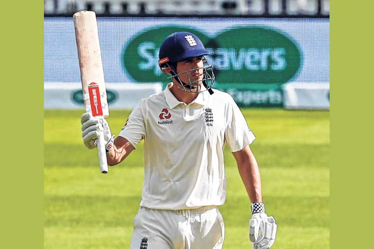 Former skipper Andrew Strauss lauds Alastair as England's greatest player