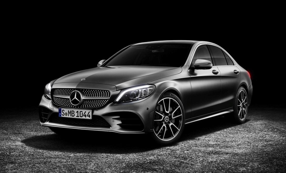 Mercedes C-Class Petrol 2018 too launch in November