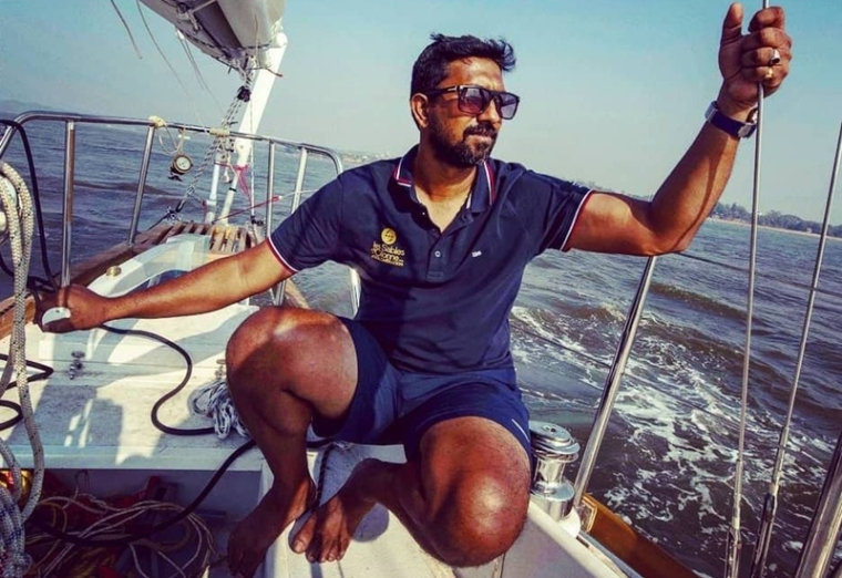 Stranded Indian Navy commander Abhilash Tomy rescued by French vessel