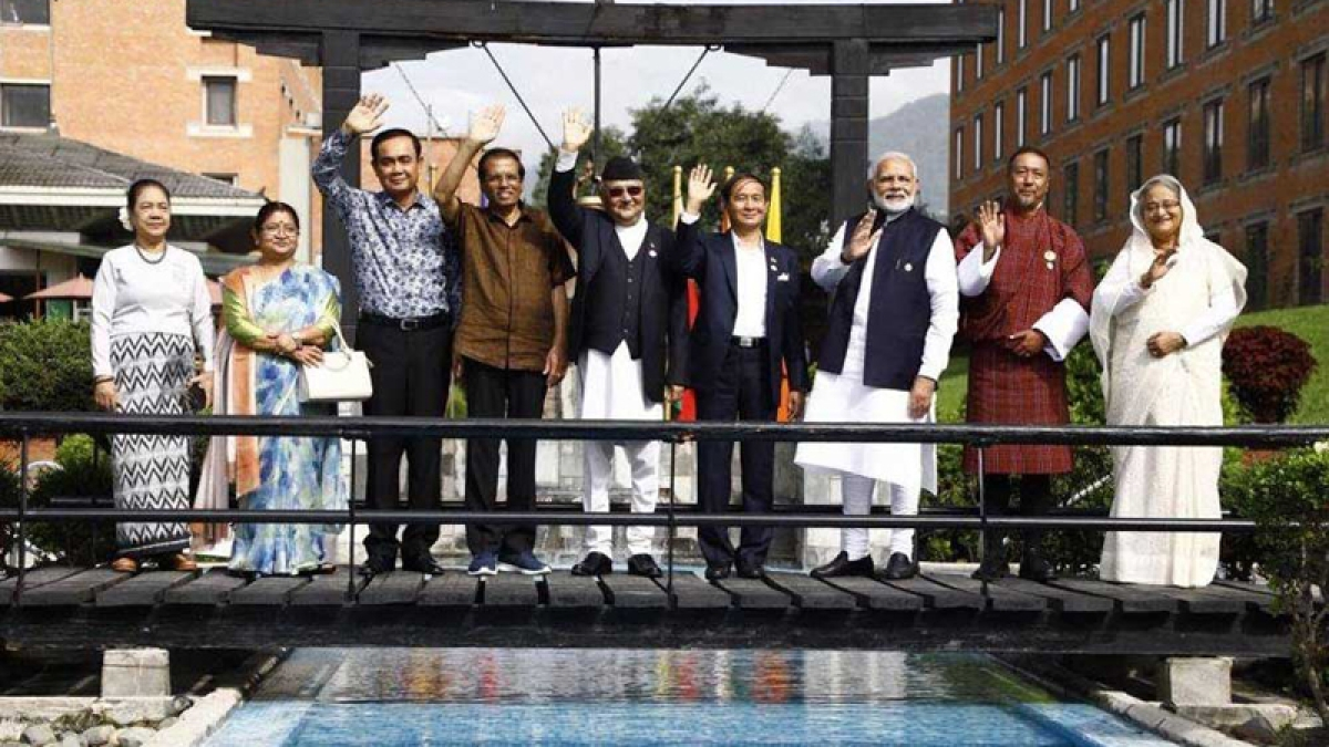 Bimstec favours seamless connectivity, free trade zone