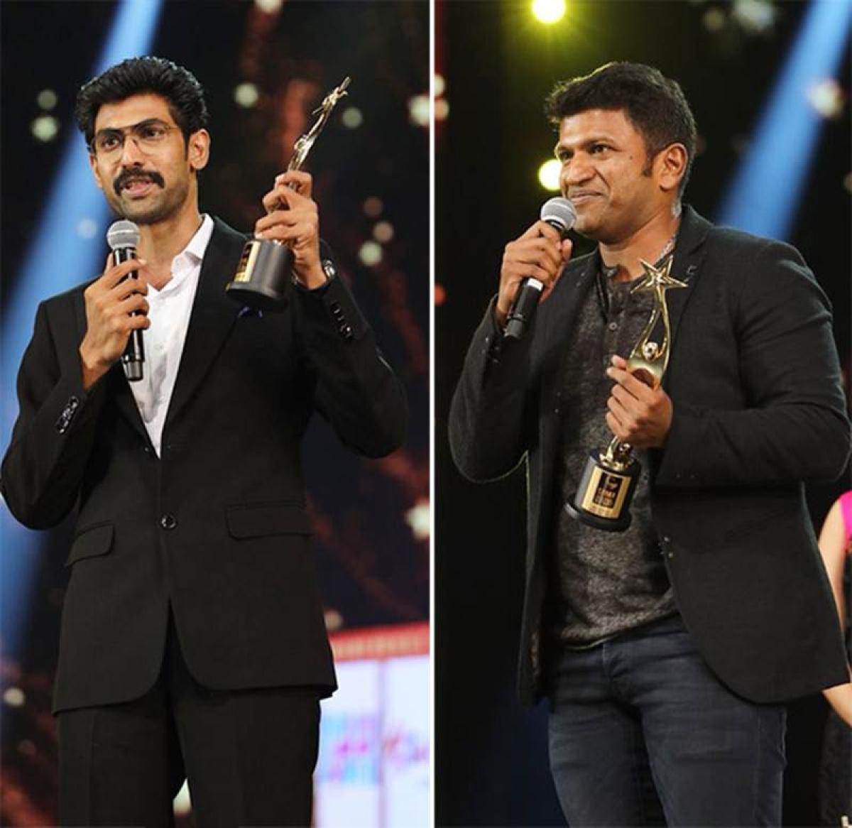 SIIMA 2018: Baahubali multi-lingual film soars high in the Telugu category