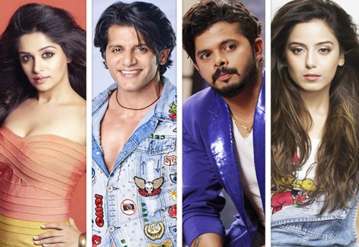 Bigg Boss 12 premiere episode: From Karanvir Bohra to Sreesanth's entry, here's what happened during Bigg Boss grand night