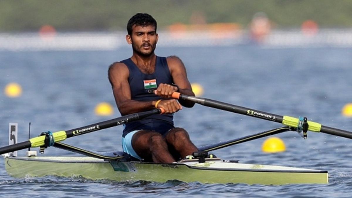 Epic saga: How India's rowing-star Dattu Baban Bhokanal overcame poverty to win gold