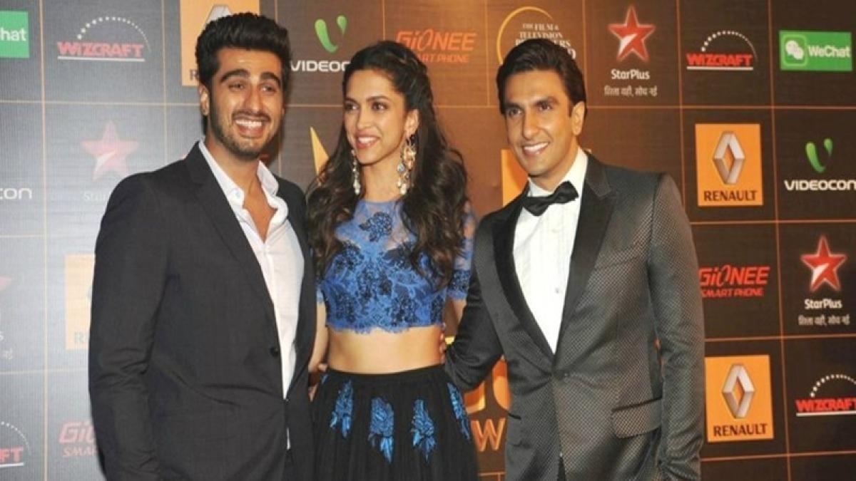 Sorry Deepika! Arjun Kapoor reveals shocking details on Ranveer Singh's first marriage