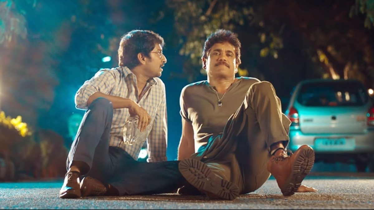 Devadas Trailer: Nagarjuna and Nani's hilarious punches will leave you in splits; watch now