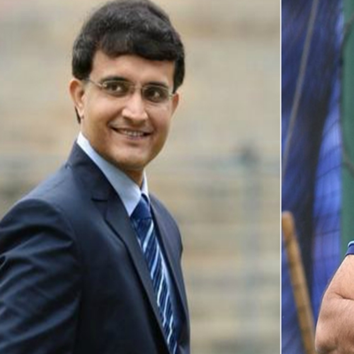 Sourav Ganguly's witty response to Ravi Shastri quiz