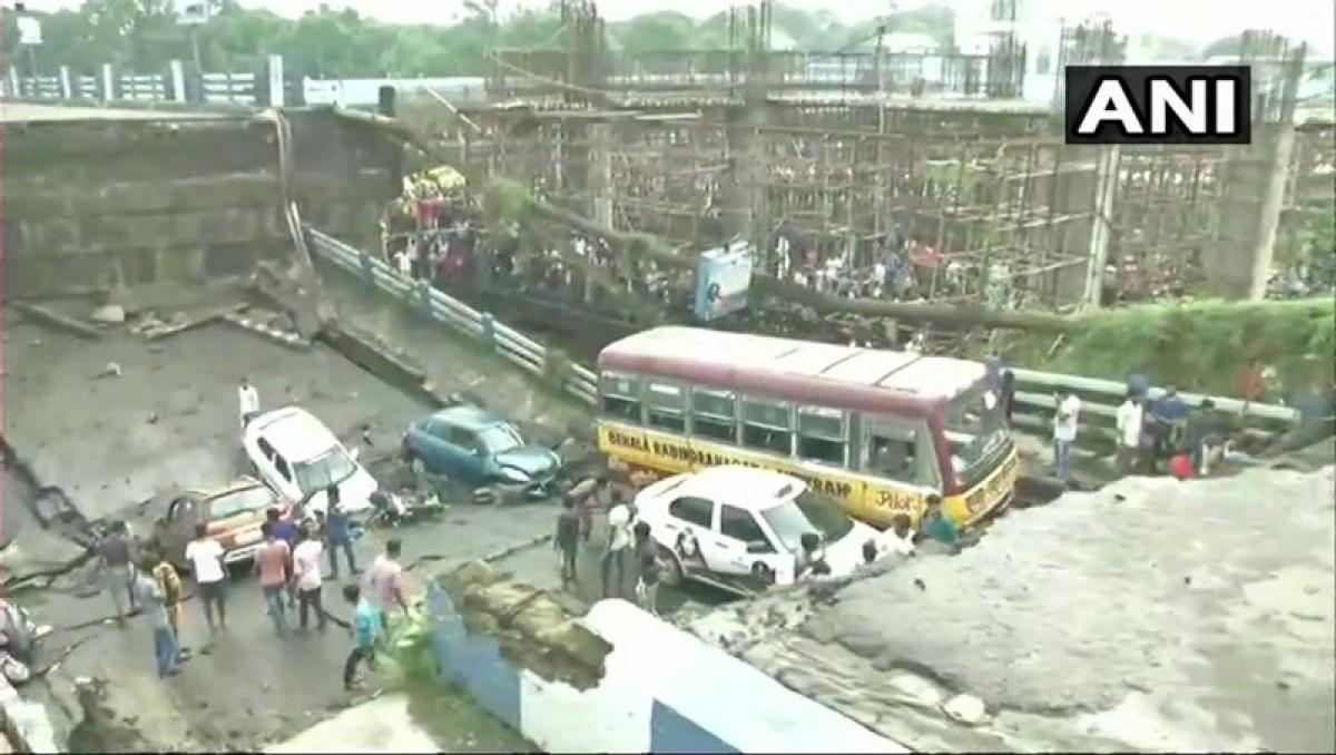 Kolkata bridge collapse: Eastern Railway asks RITES Ltd to investigate the matter