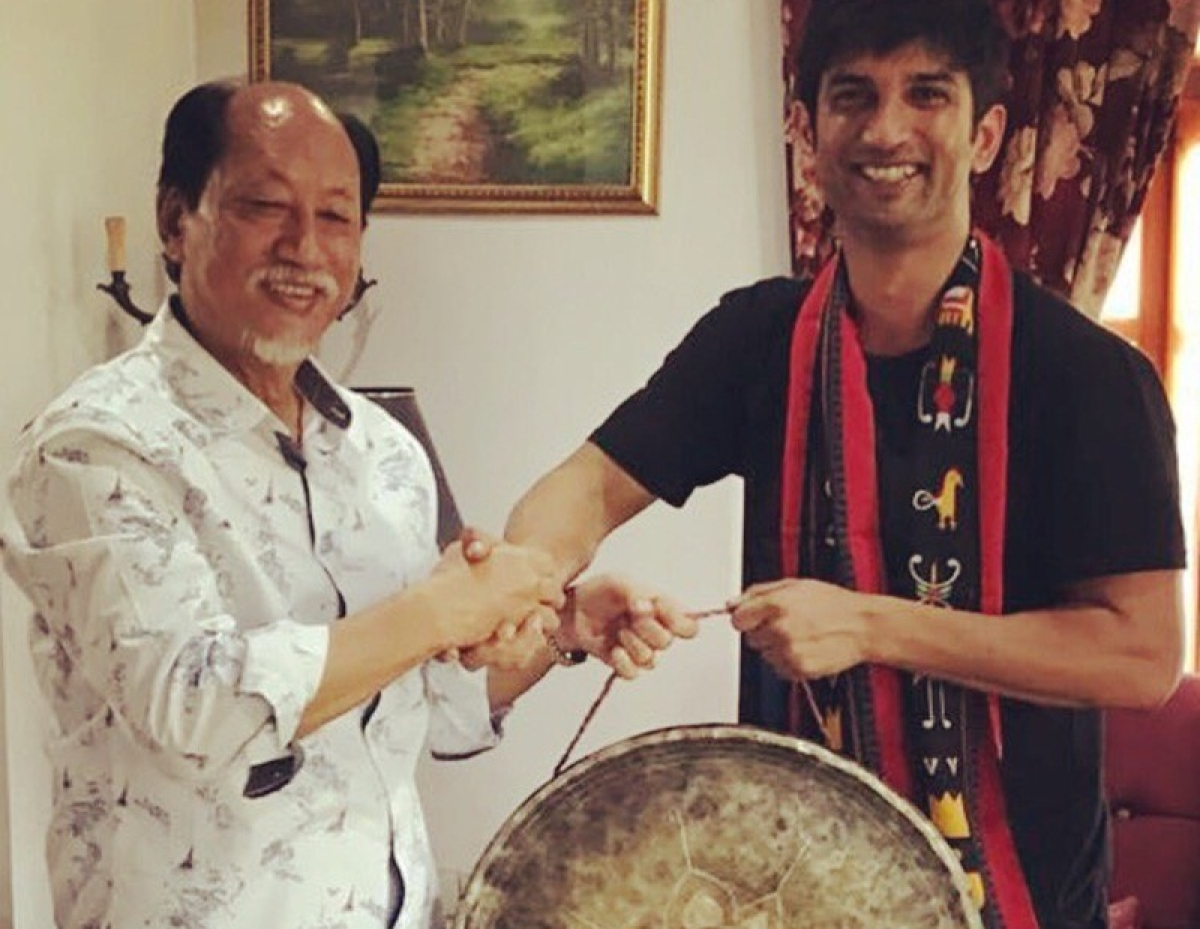After donating Rs 1 crore to Kerala, Sushant Singh Rajput donates Rs 1.25 crore for Nagaland flood relief
