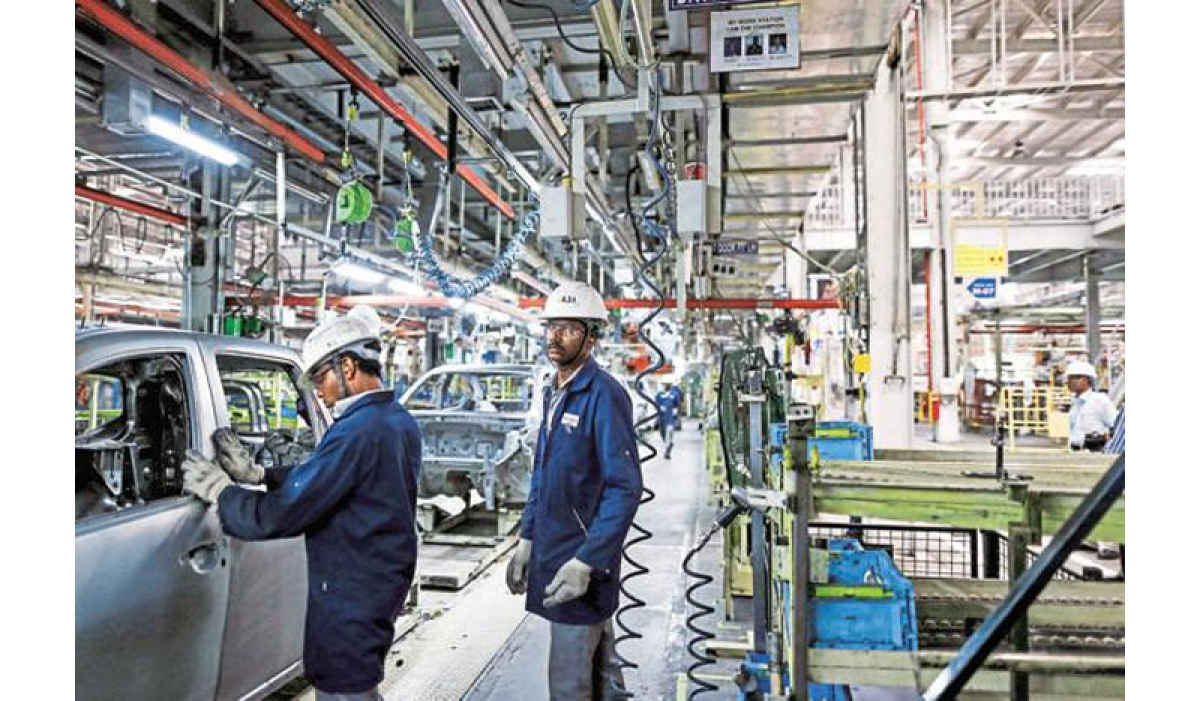 Factory activity hits 11-month high in November
