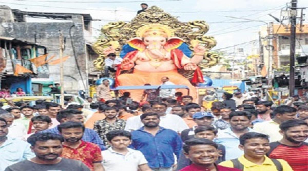 Ujjain: 10-day Ganesha festival begins today