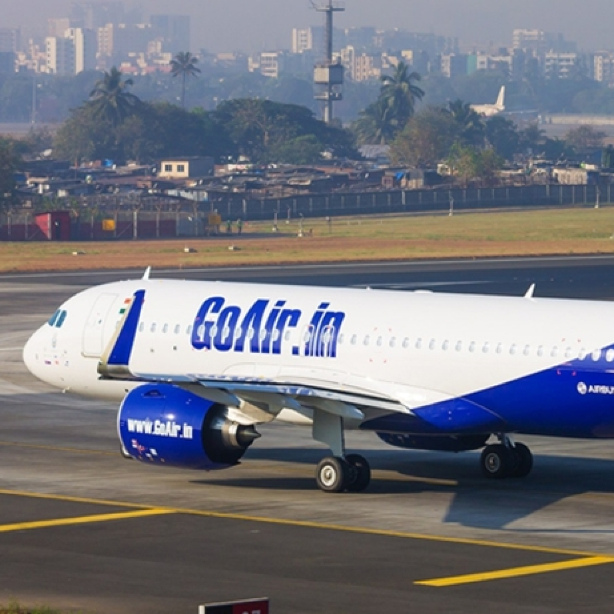 DGCA suspends GoAir pilots who landed flight after losing visual reference before touch down