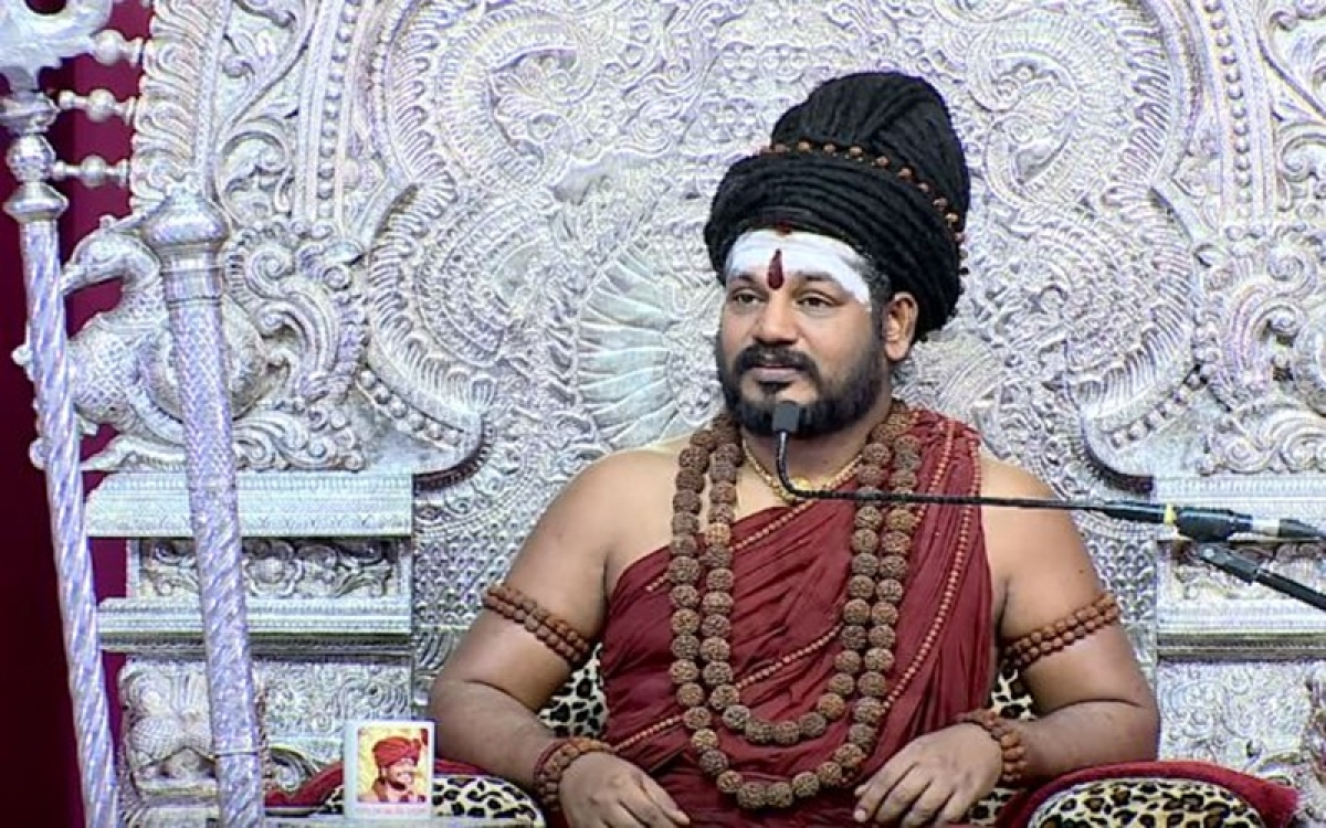 Albert Einstein's theory of relatively is related to human brains, explains self-style godman Nithyananda; watch video