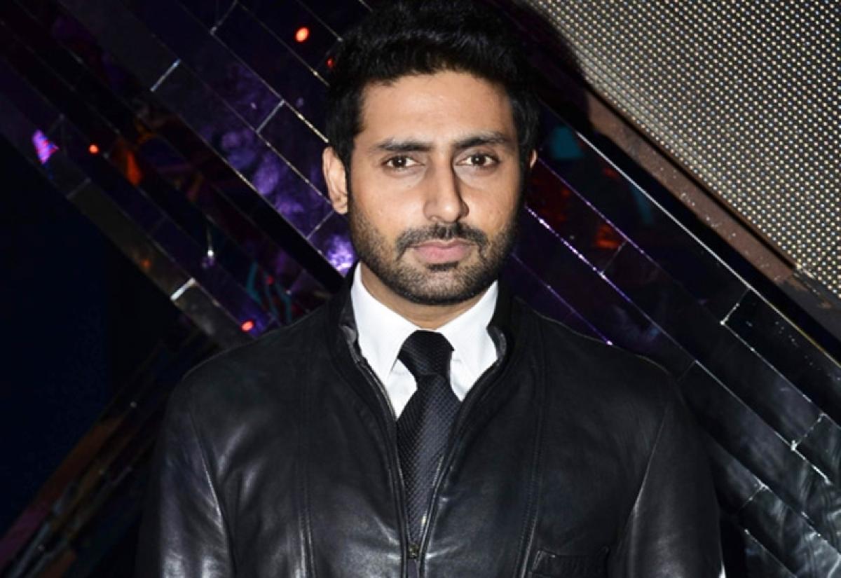 What! No heroine opposite Abhishek Bachchan in Anurag Basu's next?