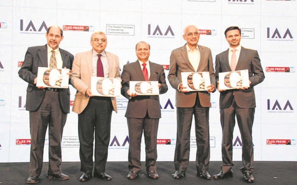 Mumbai: IAA launches 'The Gutenberg Galaxy', a collector's item on print