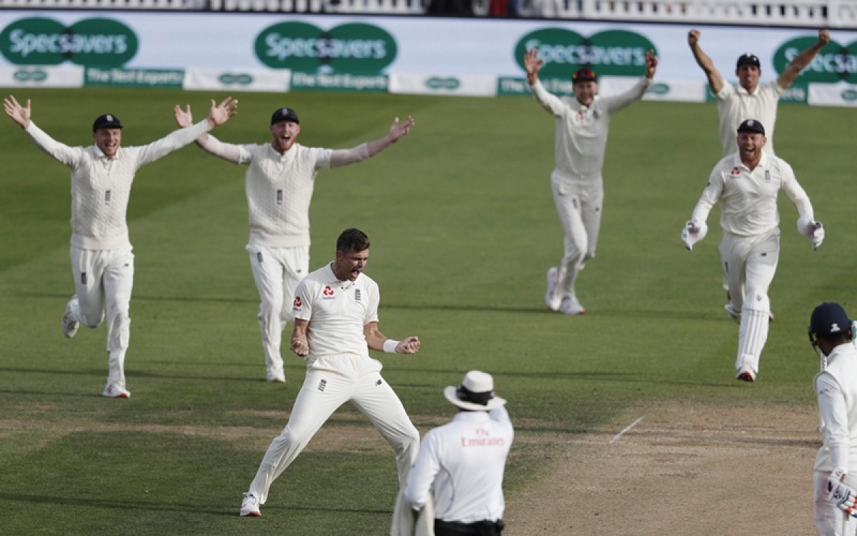 India vs England 5th Test: Indian team reeling at 58 for 3 as England inch towards victory