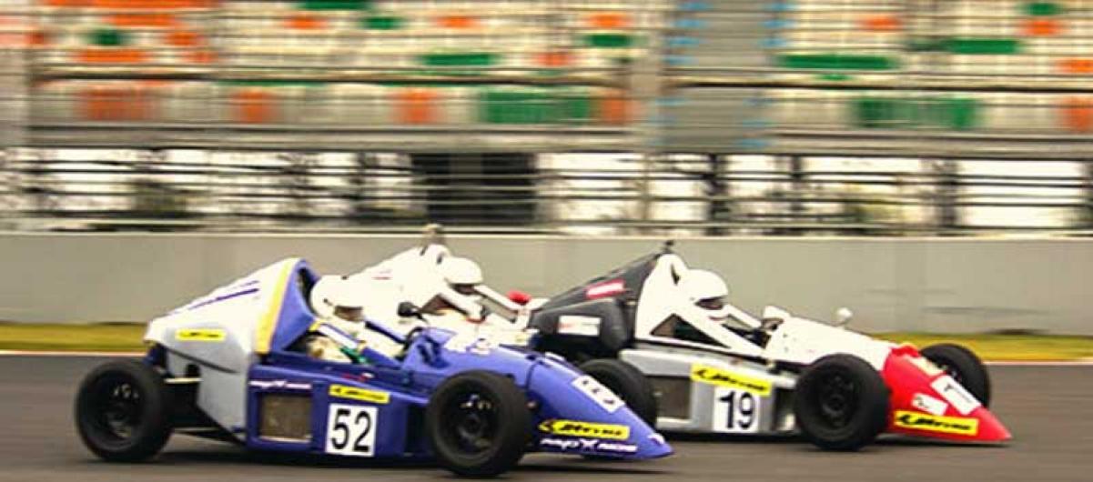 Mumbai's Nayan Chatterjee shines in JK Tyre racing championship
