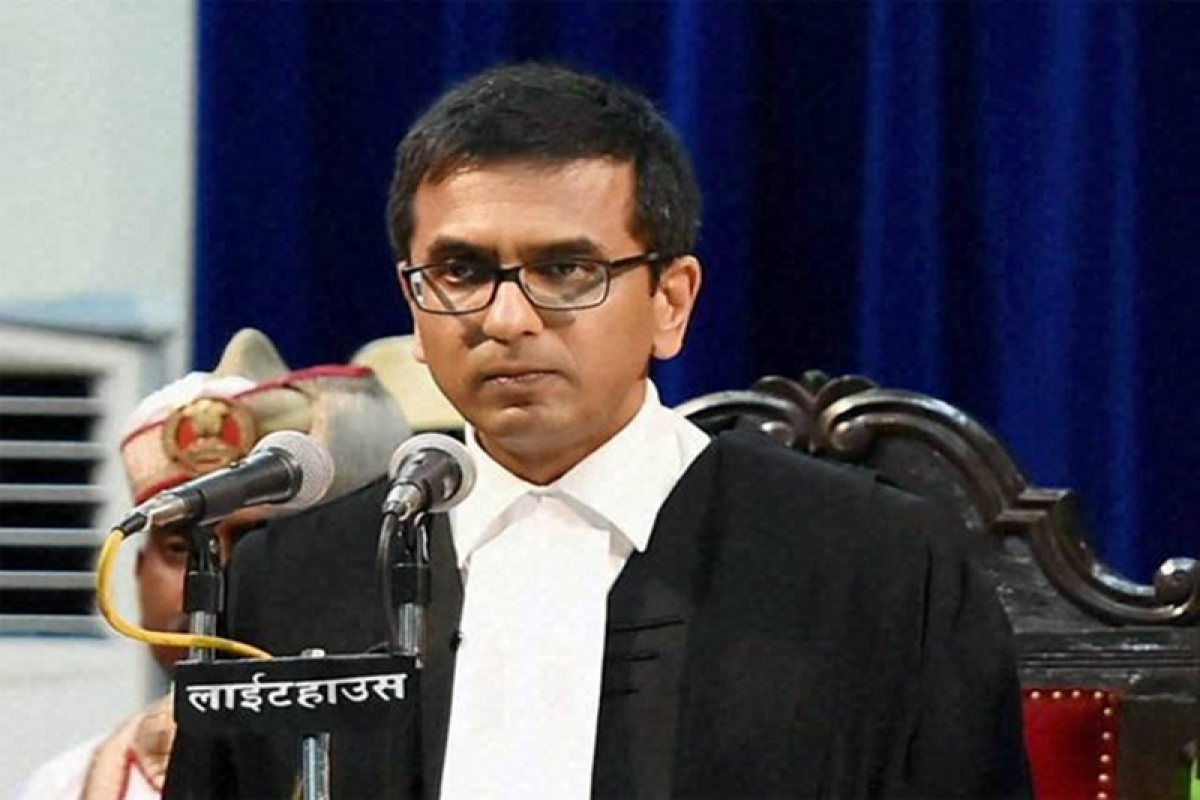 Bhima-Koregaon violence case: Justice DY Chandrachud dissents again, says voice of Opposition can't be muzzled