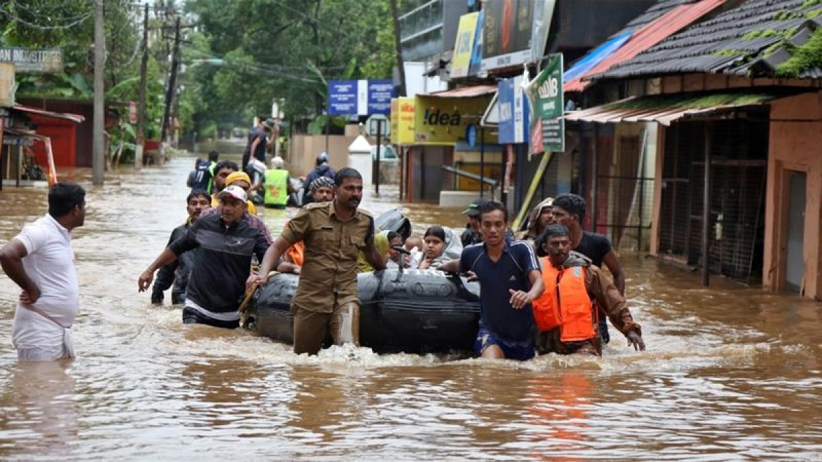 GST Council mulls cess to help flood-hit states