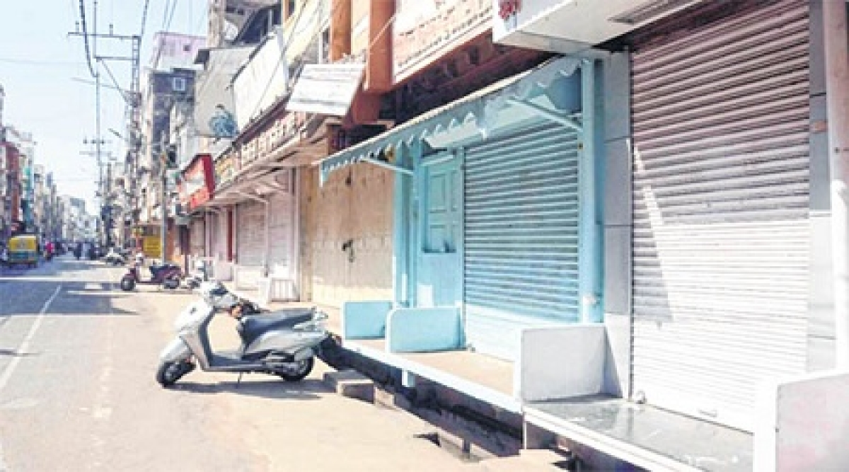 Ujjain: Medicine shops, retailers down shutters to protest against FDI