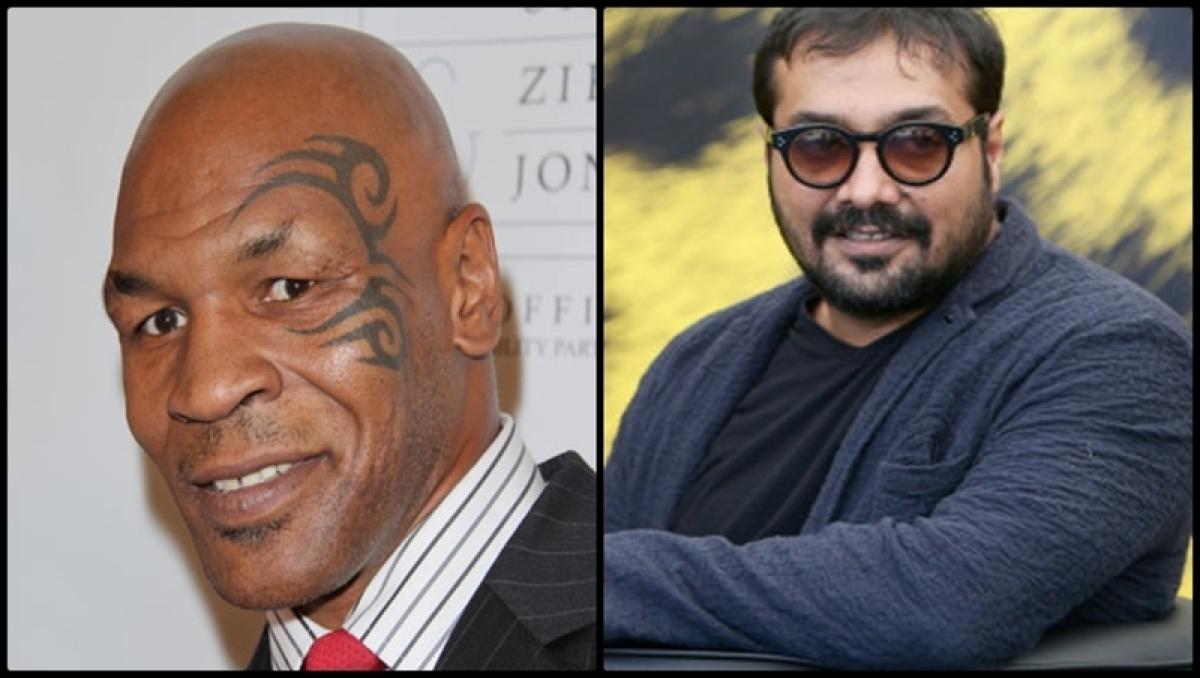Anurag Kashyap shares his fan boy moment after celebrity boxer Mike Tyson lands in Mumbai
