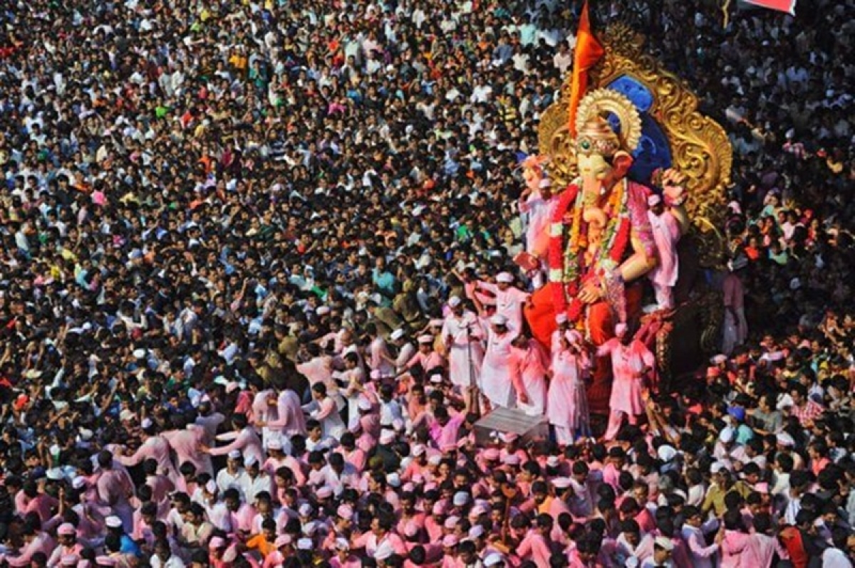 Ganesh festival kicks off in Maharashtra with fervour