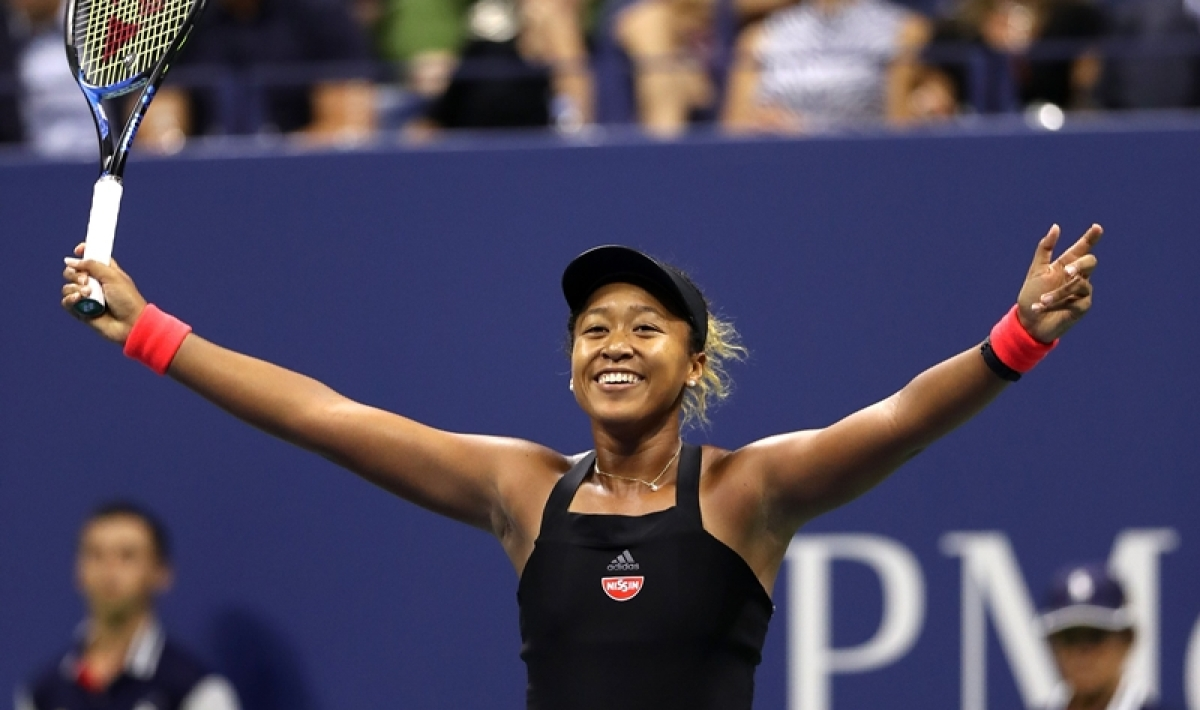 Naomi Osaka powers past injured Elina Svitolina into Australian Open semi-finals