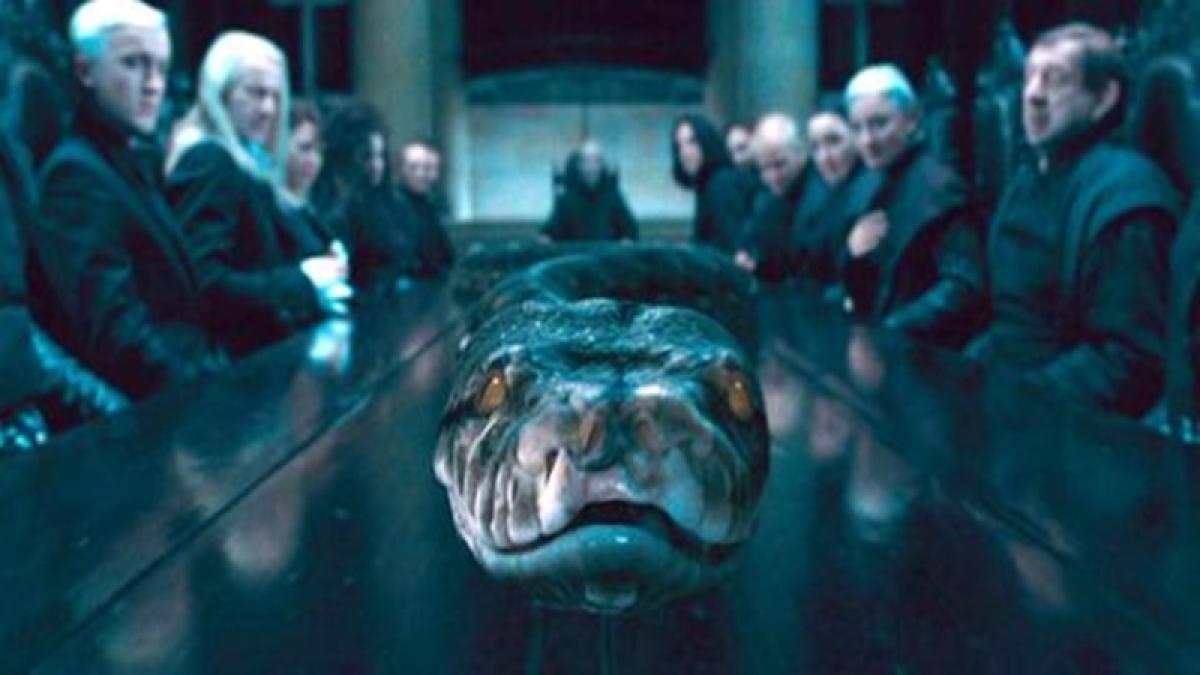 Amish Tripathi schools 'Fantastic Beasts' author JK Rowling on Nagini's origin