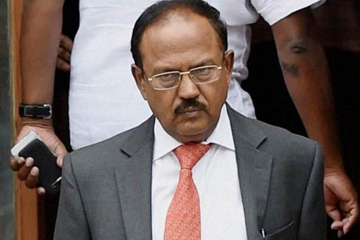 Future security challenges could be grave: NSA Ajit Doval