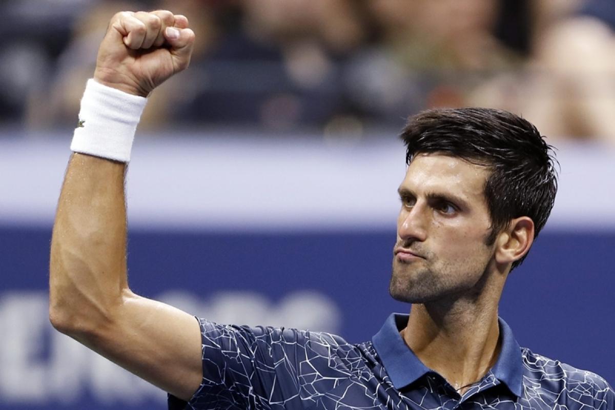 US Open 2018: Novak Djokovic cruises into pre-quarters