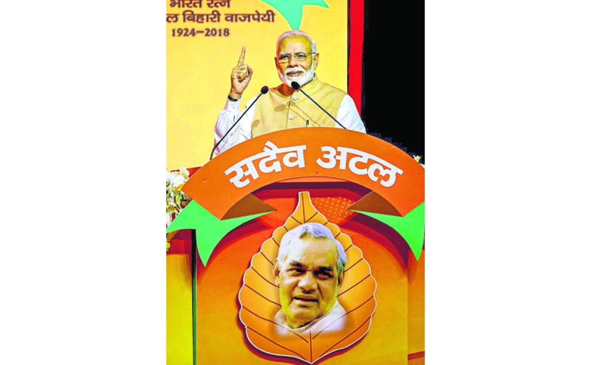 BJP WANTS TO WIN IN EVERY POLLING BOOTH