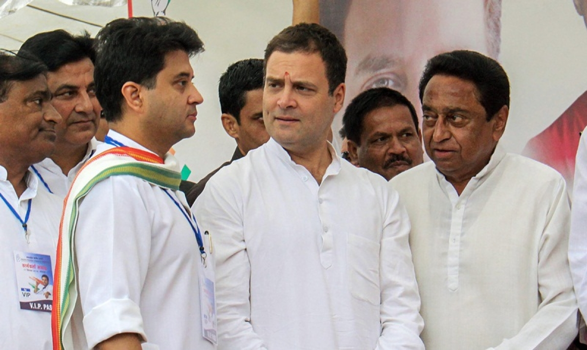 More trouble for Cong: Several MLAs close to Scindia go AWOL, believed to be in BJP-ruled Karnataka
