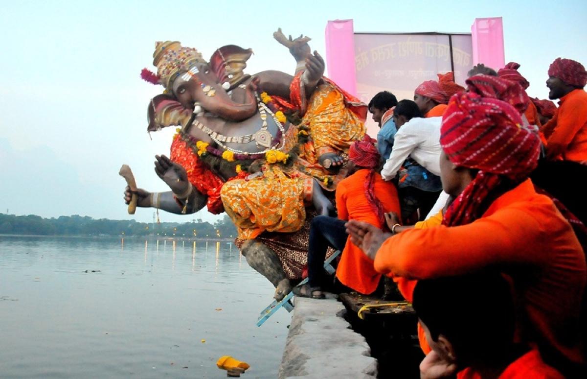 Ganesh Chaturthi 2018: 18 drown during immersion of Ganesh idols in Maharashtra