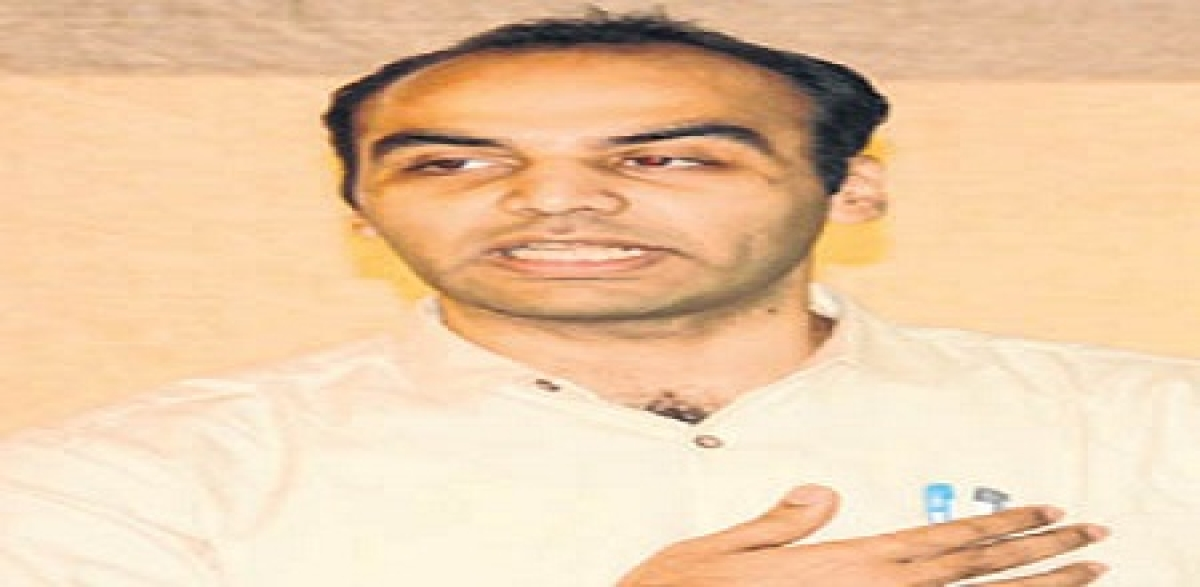 Indore: Passive smoking is a matter of major concern