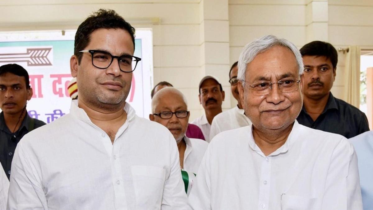 Election strategist Prashant Kishor joins JDU ahead of Lok Sabha polls