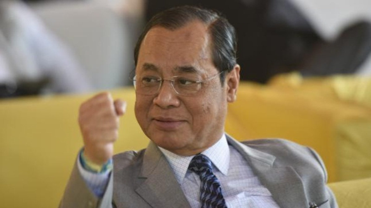Pendency of cases bring disrepute to system: Ranjan Gogoi