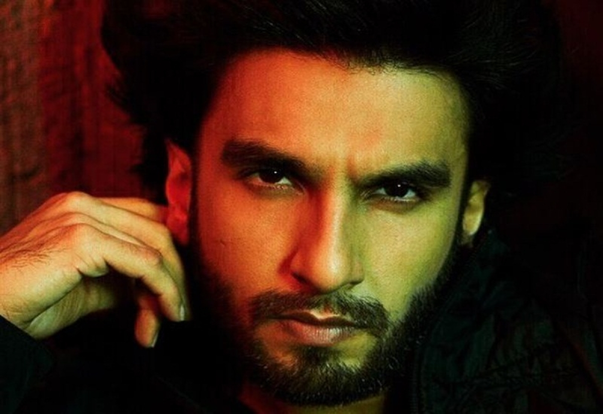 Ranveer Singh's intense look will remind you of Alauddin Khilji from Padmaavat; take a look