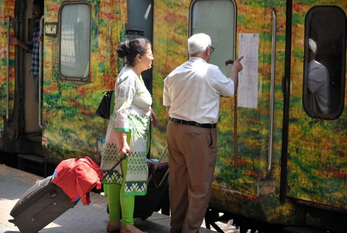 Indian Railways to stop pasting reservation charts on train coaches across the country from today
