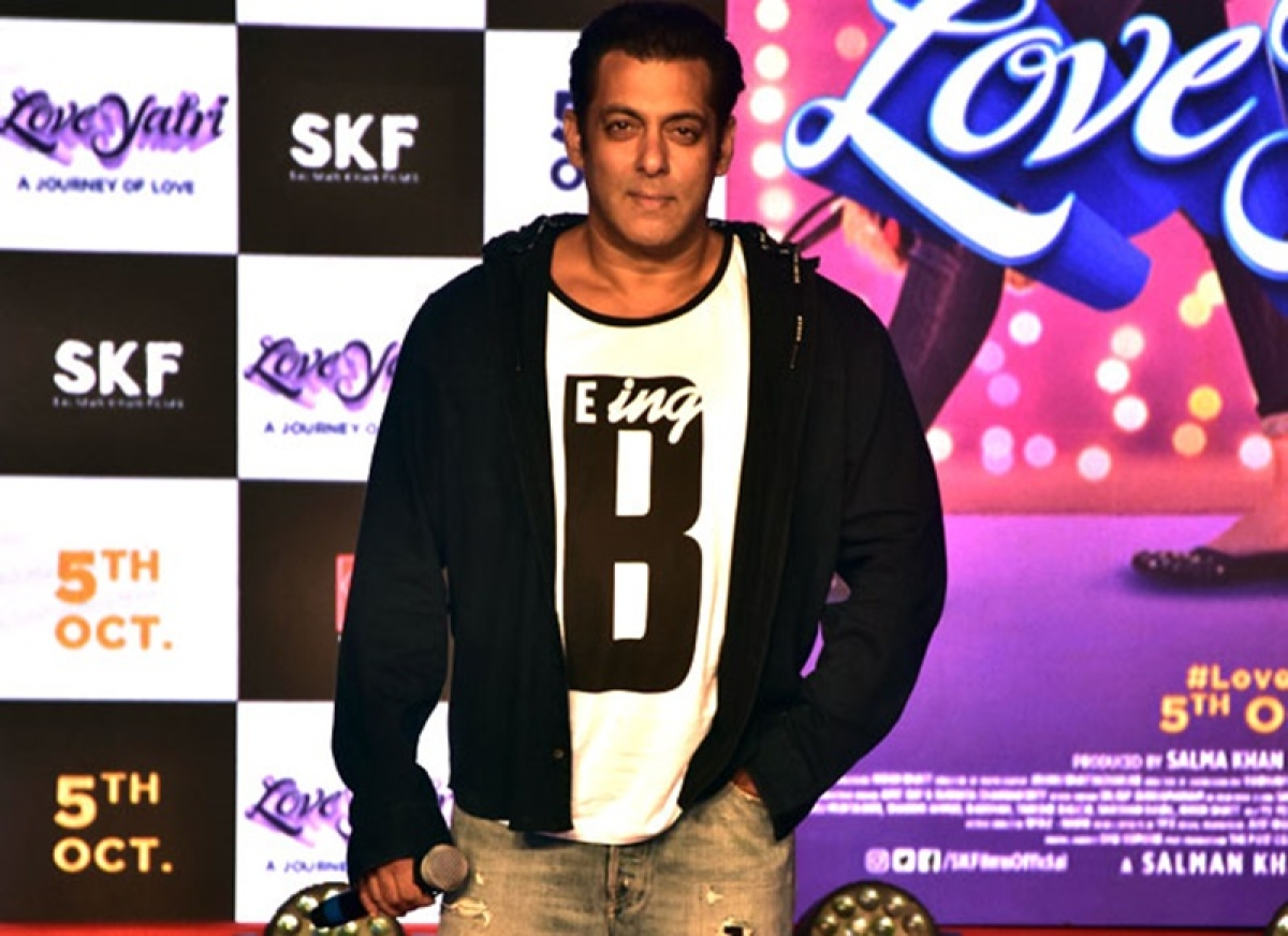 Only audience can make actor a star, says Salman Khan