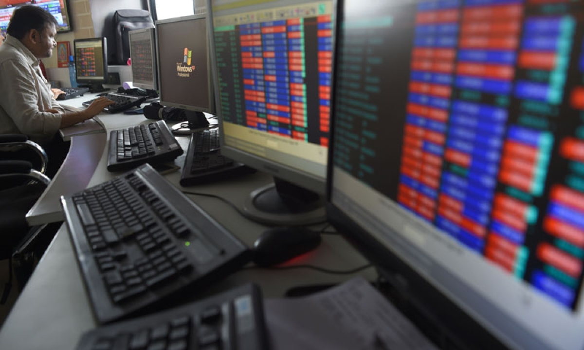 Sensex rallies over 250 pts, Nifty tests 10,700 level