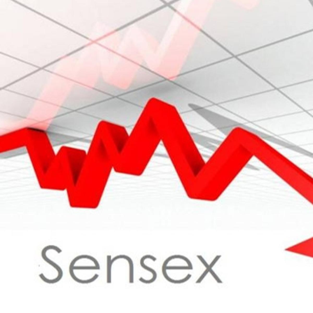 Stock market updates: Sensex tumbles 268 pts; Tata Motors tanks 9 pc