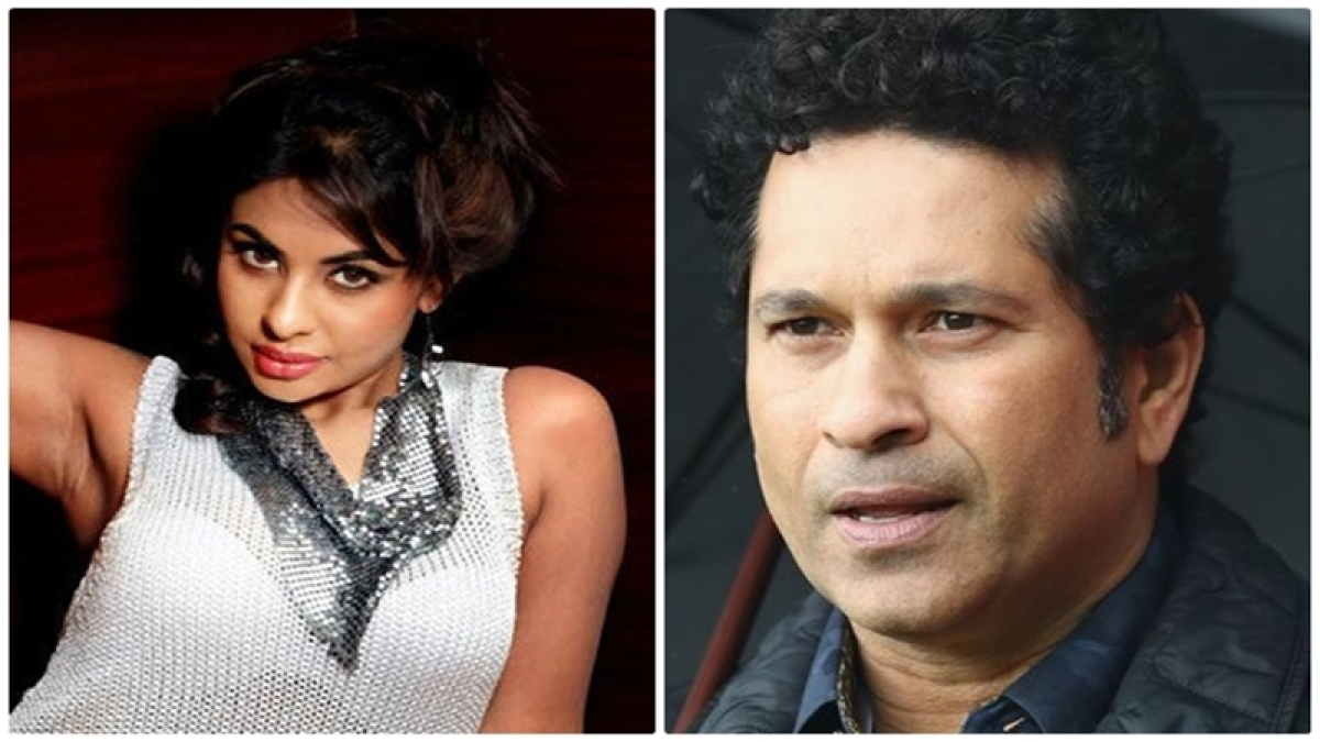 Now, Sri Reddy targets Sachin Tendulkar and Tollywood actress; gets trolled badly