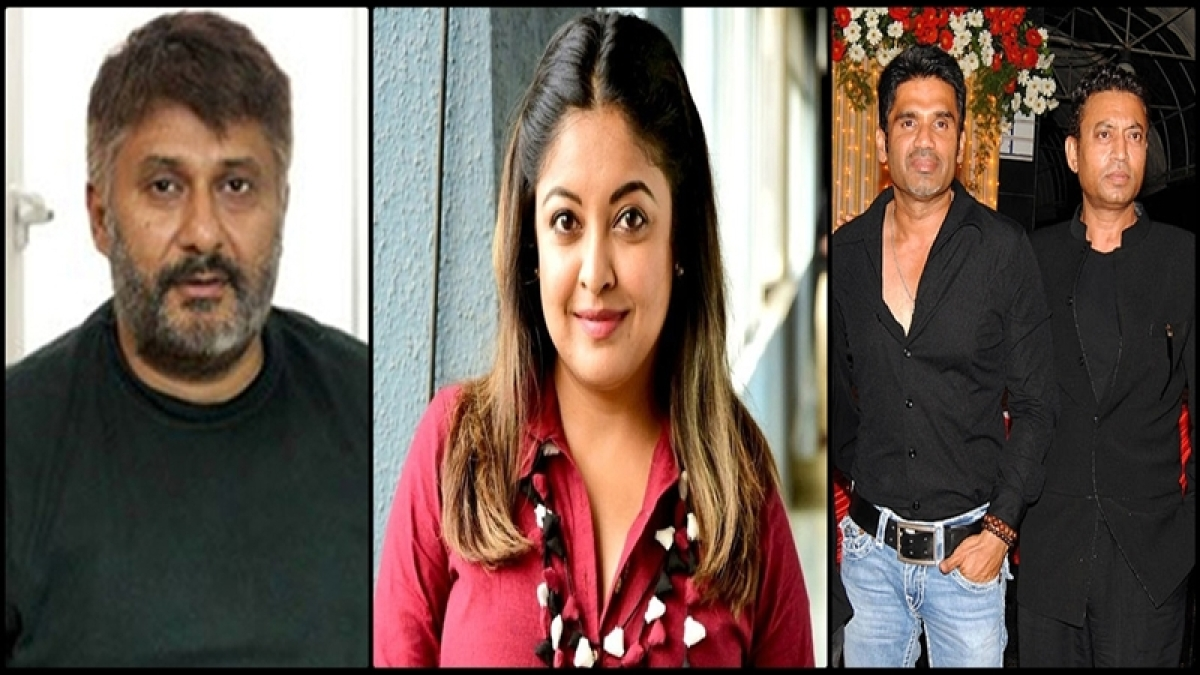 Vivek Agnihotri told me to remove my clothes and dance, Irrfan Khan, Suniel Shetty rescued me: Tanushree Dutta