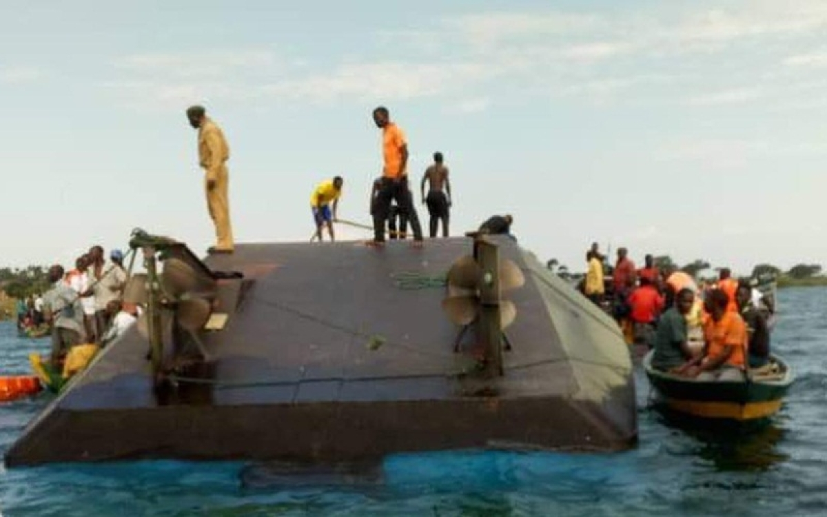 Tanzania: More than 100 killed after ferry capsizes in Victoria lake