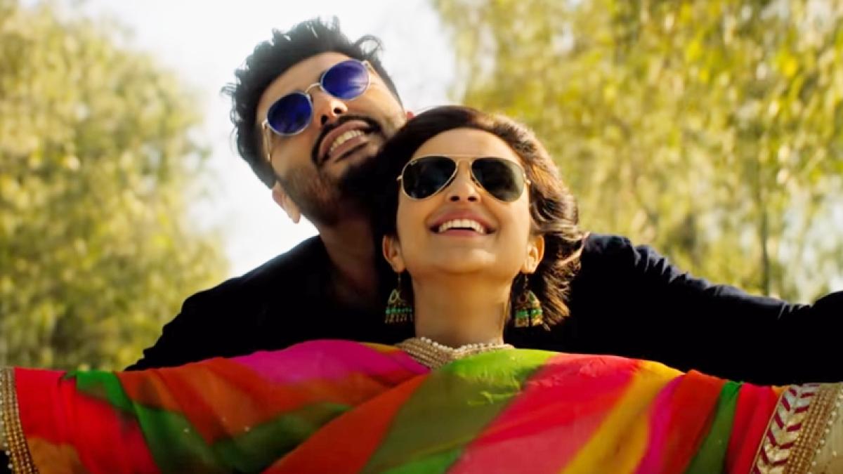 'Namaste England' song Tere Liye: Arjun Kapoor, Parineeti Chopra's romance creates love in the air