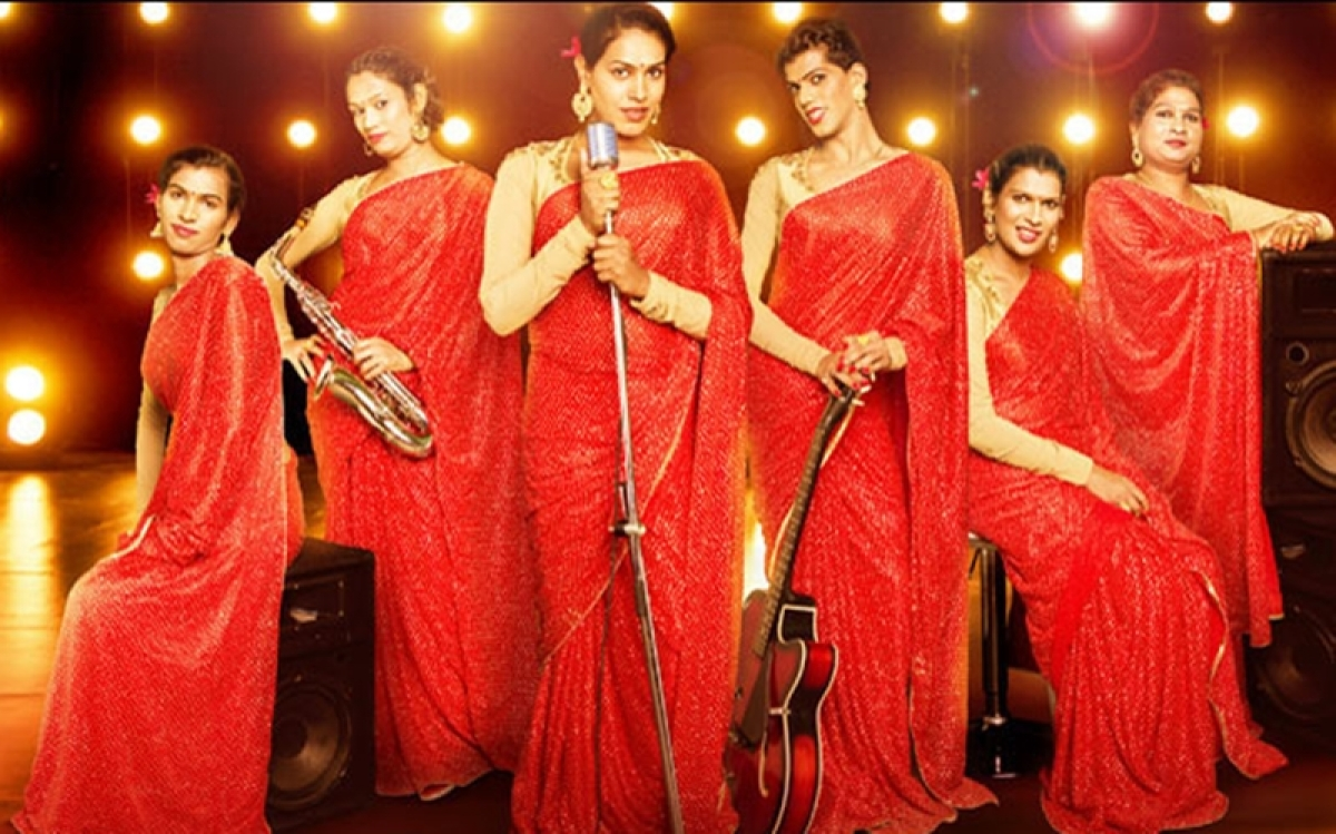 Transgender band to discuss 'Power of Pink' at India Global summit