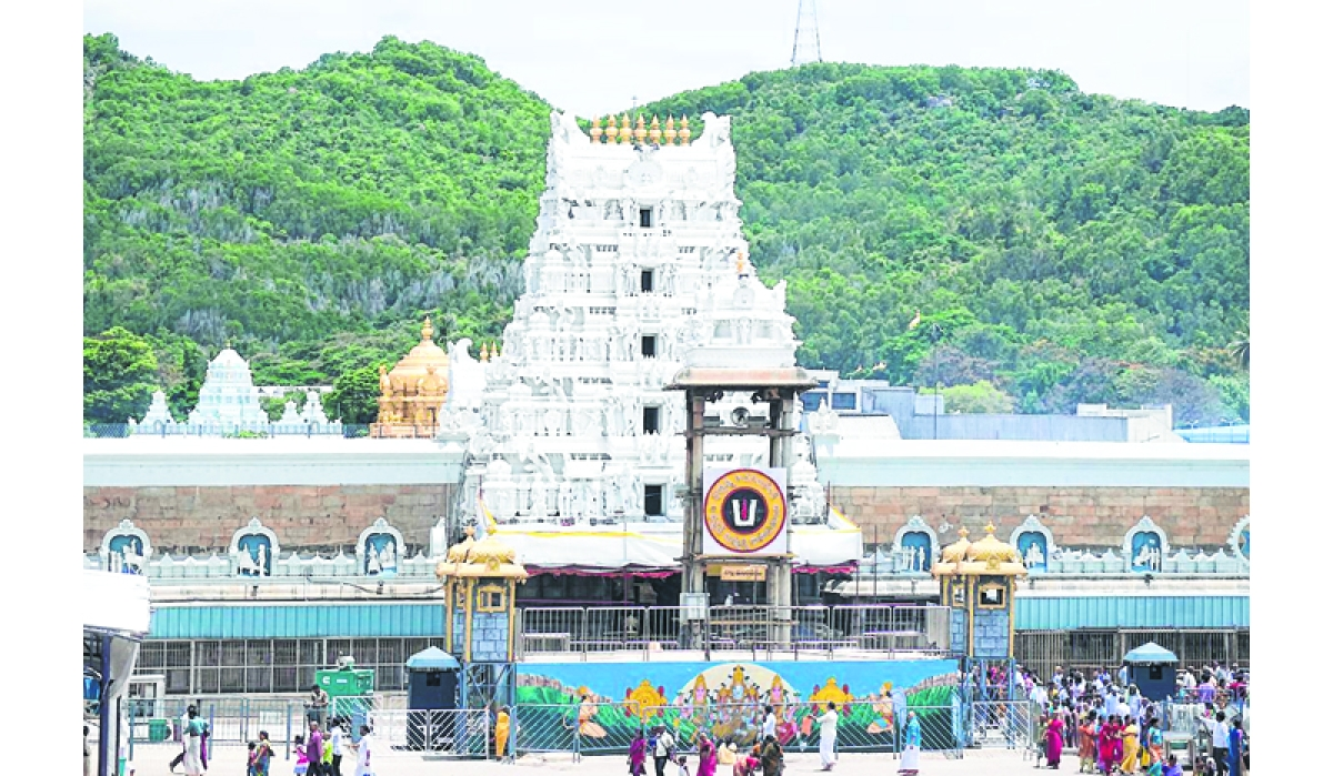 CIC asks where are ornaments donated by 16th century ruler to Tirupati temple
