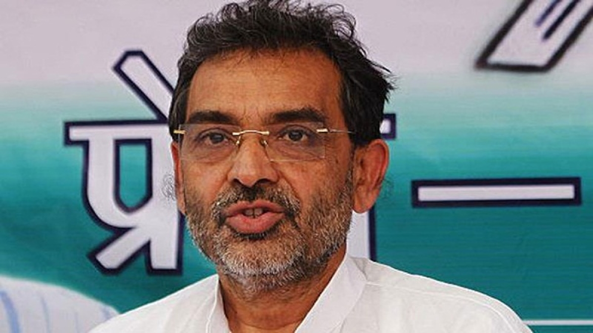 Bihar: Upendra Kushwaha supporters take out march against Nitish Kumar's 'neech' remark