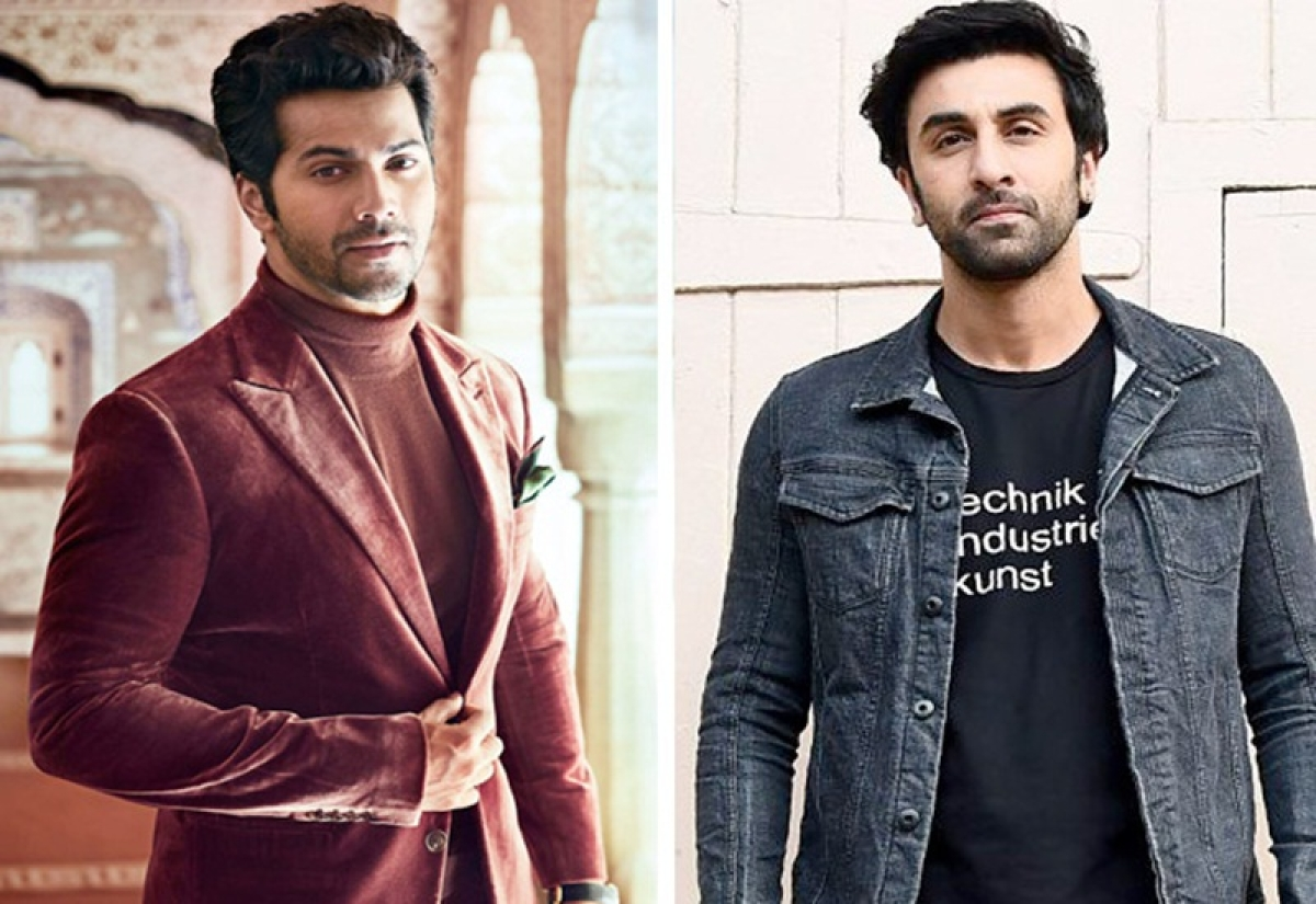 Actors like Arjun, Ranveer Singh, Rajkummar and Ranbir are doing meaningful work to break monotony, says Varun Dhawan
